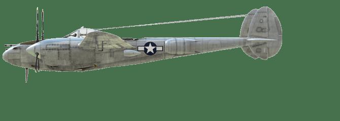P-38J-25